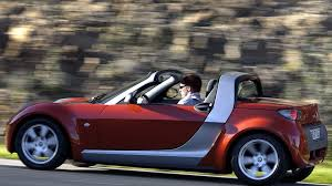 volvo roadster worst sports cars smart roadster