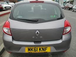 used renault clio for sale rac cars
