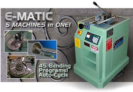 highly accurate dependable metal fabricating machines