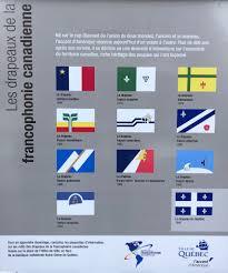 Manitoba Flag Les Drapeaux De La Francophonie Canadienne Flags Of French