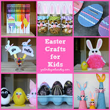 easter crafts for kids yesterday on tuesday
