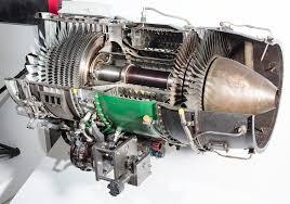 Turbine Engine Mechanic General Electric J85 Ge 17a Turbojet Engine Cutaway National