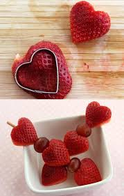 plastic fruit skewers 3 healthy strawberry snacks for s day strawberry