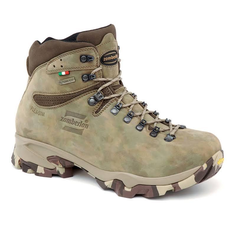 Zamberlan Leopard GTX Hunting Boots Camo Medium 8.5 1013CMM-Medium-8.5
