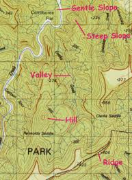 How To Read Topographic Maps Fundamentals Of Mapping
