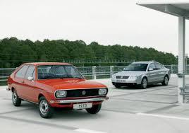 volkswagen passat coupe volkswagen passat celebrates its 40th anniversary performancedrive