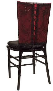 black chiavari chairs chantilly lace black corset chiavari chair back with iridescent