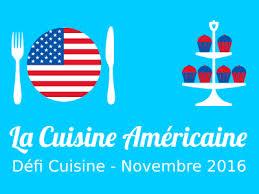 defi cuisine cuisine cuisine américaine