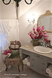 love everything shabby chic bathroom http www annabelchaffer