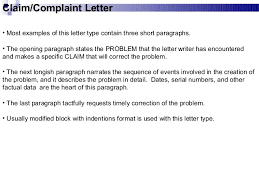 Document 2 Block Style Business Letter Practice Business Communication Chap 2 Business Writing