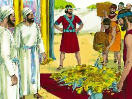 free bible images achan disobeys and the army are defeated at ai