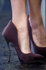 best 25 small foot tattoos ideas on pinterest small wave tattoo