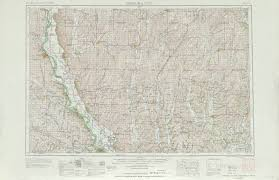Time Zone Map Nebraska by Nebraska Topographic Map Topographic Map