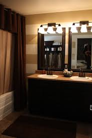 bathroom mirror black house decorations