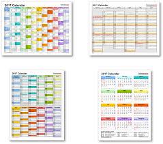 2017 calendar with federal holidays u0026 excel pdf word templates