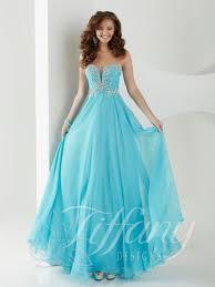 tiffany designs 16144 prom dress prom gown 16144