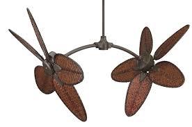 large caruso twin motor ceiling fan