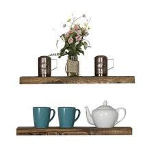 wall shelves wall display shelves you ll wayfair