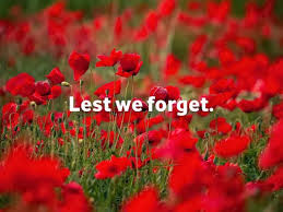 jonathan s lest we forget a remembrance day communion