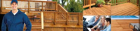 deck cleaning contractors restoration staining business company