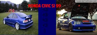 honda civic si 99 honda civic si 99 profile cover 1348965
