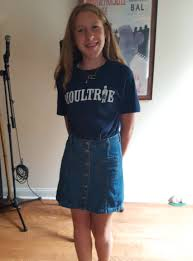 school 6th grade girl short skirt a teacher told this 6th grader her skirt was for clubbing