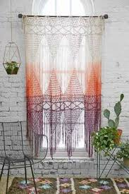 Crochet Curtain Designs How To Macrame Curtains Macrame Curtain Closet Doors And Bedrooms