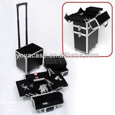 Vanity Makeup Box Beauty Trolley Vanity Case Make Up Cosmetic Box Bag Hairdressing