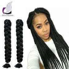pictures if braids with yaki hair yaki style express braid hair extension 165g single color jumbo