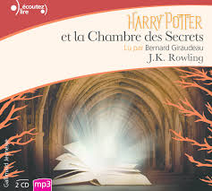 harry potter et la chambre des secrets livre audio livre audio harry potter et la chambre des secrets cd harry potter