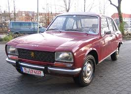 peugeot 504 paint color code