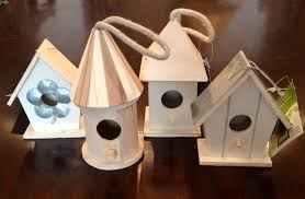 setting the table for easter diy birdhouse place cards driven