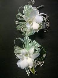 mint green corsage mint green prom wrist corsage designed by ms s flowers