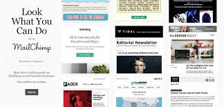 8 newsletter design galleries to inspire your next campaign
