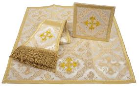chalice veil burse maniple and chalice veil 8440 store with liturgical