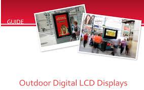 lg outdoor digital signage displays for businesses almo pro av