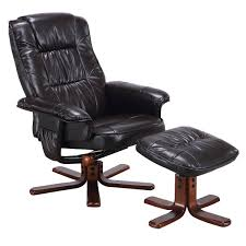 Office Chair Recliner Leisure Recliner Swivel Chair With Ottoman Arm Chairs Recliners
