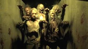 themes of halloween horror nights walking dead longest halloween horror nights haunted house ever