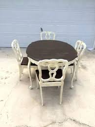chalk paint coffee table chalk paint table and lastly substitute paint for wood stain diy