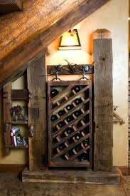 wine rack hanging wine rack wall daccor cedar wine racks kit diy