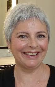 coupe pour cheveux gris coiffure 50 ans cheveux gris