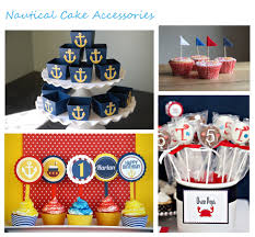 Nautical Party Theme - children and theme parties children s party ideas