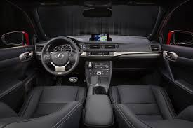 lexus sedan 2016 interior 2016 lexus ct200h interior