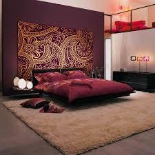decoration arabe maison tête de lit orientale et porte marocaine