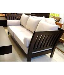 Wooden Sofa Set Pictures Solid Wood Sofa Online India Savae Org