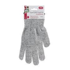 gant anti coupure cuisine 1 gant anti coupure ambidextre protection de cuisine résistant