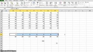 Problem Solving Template Excel Solving Travelling Salesman Problem Tsp Excel Solver