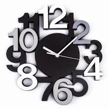 horloge pour cuisine moderne horloge murale cuisine moderne luxury horloge de cuisine moderne