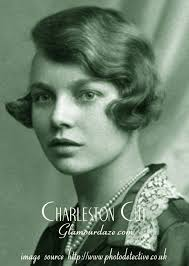 shingle haircut the 1920s also known as the roaring the 1920s flapper hairstyle revolution glamourdaze