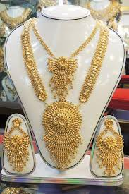 gold necklace earring sets images Exclusive gold plated necklace earrings set from mensen media jpg